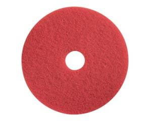 "Pad RED 430 mm / 17 ""thickness 23 mm"